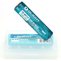 Powa Beam Recharchable Torch Battery 3400mAh.