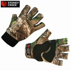 Stoney Creek Fingerless Gloves – RTXG Camo.
