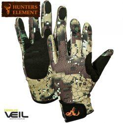 Hunters Element Hydrapel Full Finger Gloves.