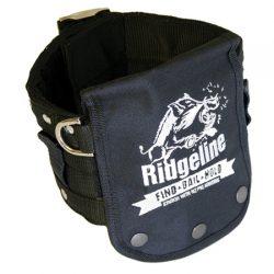 Ridgeline Pig Hunting Dog Tracker Rip Collar – Black.