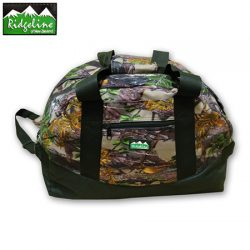 Ridgeline Coffin Gear Bag, Buffalo Camo (45L).