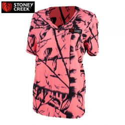 Stoney Creek Women's Bush Tee.