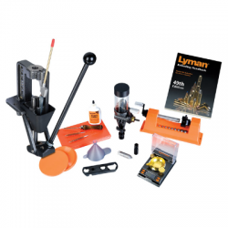 Lyman Orange Crusher Expert Kit Deluxe.