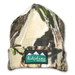 Ridgeline Double Layer Fleece Beanie.