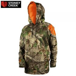Stoney Creek Men's 365 Tech Pullover Hoodie – RTXG Camo.