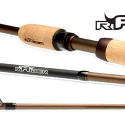Shimano Raider Spinning Rods.