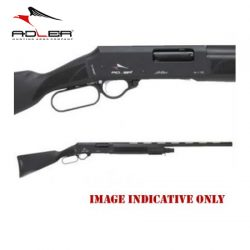 Adler A110 12G 28″ Synthetic Lever Action Shotgun.