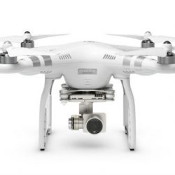 DJI Phantom 3 Advanced UAV Drone.