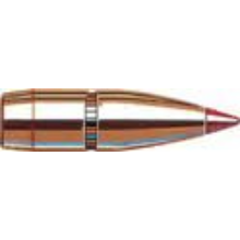 Hornady 270 CAL .277 110 Grain V-MAX Projectile With Cannelure.