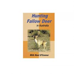 Noel O'Connor's DVD, Hunting Fallow Deer In Australia.