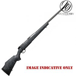 Weatherby Mark V DGR 375 H&H Rifle.