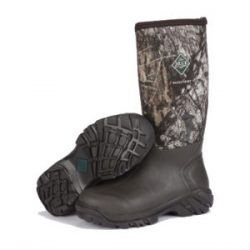 Muck Boot Company Woody Sport Mossy Oak Boot.