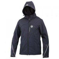 Vigilante Black Revelstroke Jacket.