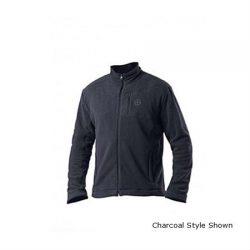 Vigilante Integrate Black Fleece Jacket.