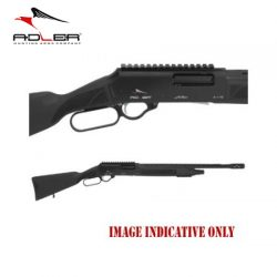 Adler A110 12GA 20″ Tactical Lever Action Shotgun.