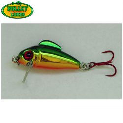 Bullet Lures 3cm Sinking Minnow – Plated Series.