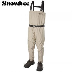 Snowbee Ranger Breathable Chest Waders, Stocking & Boot Foot.