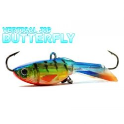 XP Baits Butterfly Ice Jig 60mm Lure.