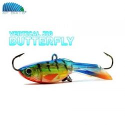XP Baits Butterfly Ice Jig Lure.