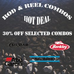 Rod & Reel Combo Hot Deal.