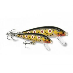 Rapala Countdown 11cm Floating Spotted Dog Lure.