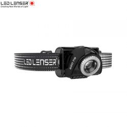 Ledlenser SEO 7R Headlamp – Black / Rechargeable 220 Lumens.