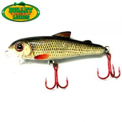 Bullet Lures 5cm Minnow – Sinking/Silent.