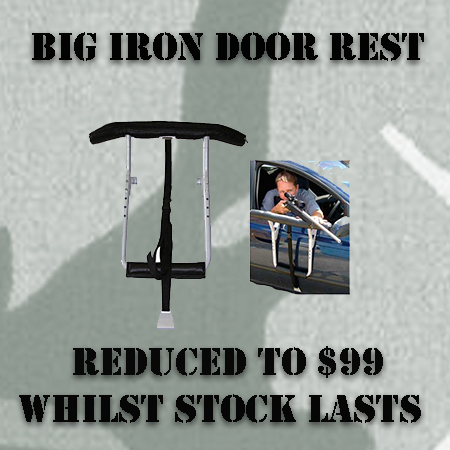 Big Iron Rest