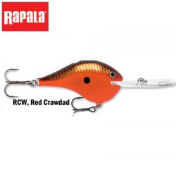 Rapala DT-20 Long Casting Rattlin' Lure.