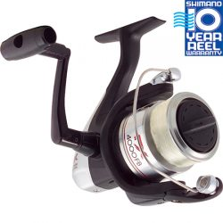Shimano FX 2500 & 4000 Spining Reels With Line.