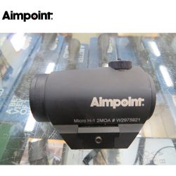 Aimpoint Micro H-1 2 MOA Red Dot Used Sight.