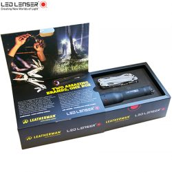 Led Lenser P7.2 & Sidekick Leatherman Combo Gift Box.