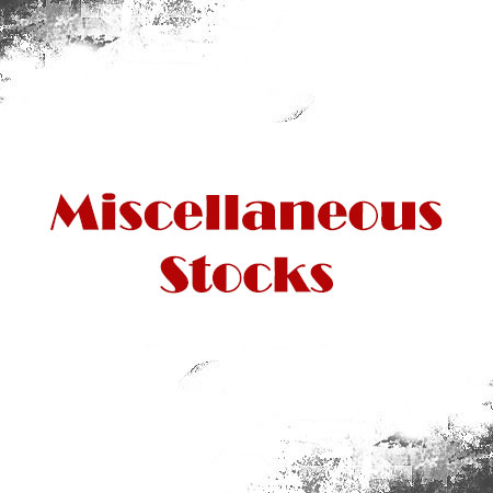 Miscellaneous Stocks