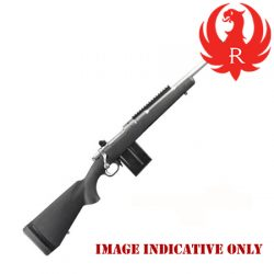 Ruger Gunsite Scout 223 REM Blue 16 1/2″ Barrel Rifle – April Run Out Sale.