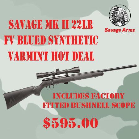 Savage MK II
