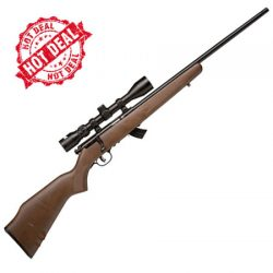 Savage MK II .22LR G Blued Wood Rimfire Hot Deal.
