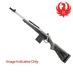 Ruger Gunsite Scout Left Hand 223 REM Stainless 16 1/2″ Barrel Rifle – April Run Out Sale.