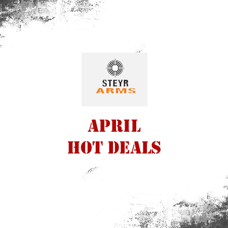 Steyr - April Hot Deals