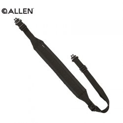 Allen Standard Endura Rifle Sling With Swivels – Black.
