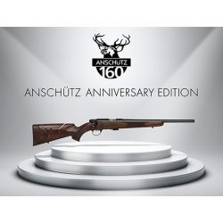 Anschutz 160 Anniversary Model 1712 Varmint .22 LR.