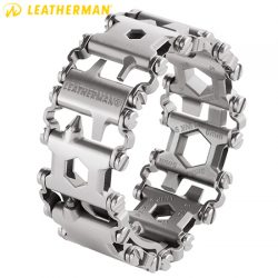 Leatherman Tread Stainless Steel.