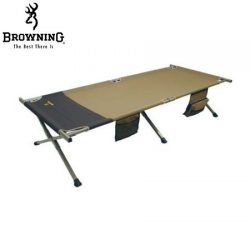 Browning Titan Camp Cot (Stretcher Bed) Size XL.