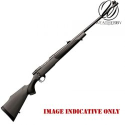 Weatherby Vanguard 338 Win. Sporter Blued/Synthetic.