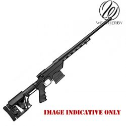 Weatherby 308 Win. Modular Chassis.