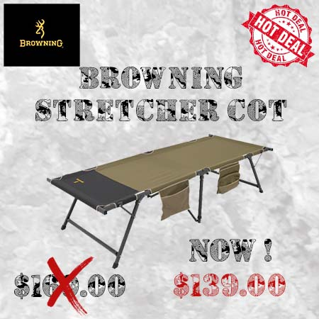Browning Camp Stretcher