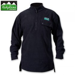 Ridgeline Premium Workman Zip Bush Shirt.