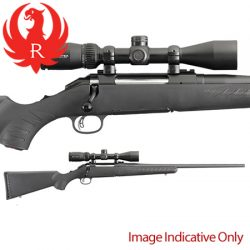 Ruger American Blued 308 Win With Vortex Crossfire Scope Hot Deal.