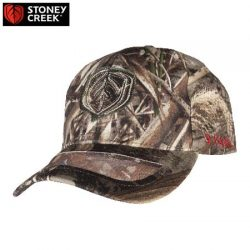 Stoney Creek Nine Yards Cap – RT-MAX5 Camo.