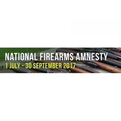 National Firearms Amnesty 2017.