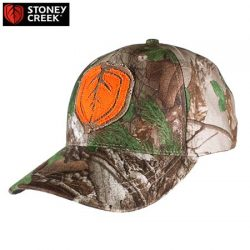 Stoney Creek STC Patch Cap – Bayleaf & Blaze Heart.